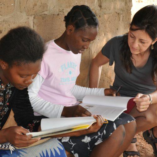 Volunteers in Kilimanjaro: Part 1