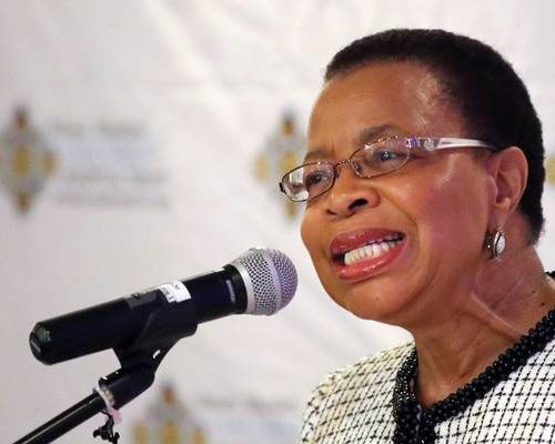 """Empowering women is good for business and profits"" says Graca Machel"